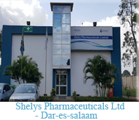 Shelys Africa : A renown pharmaceutical manufacturer