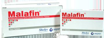 Malaria tablets chloroquine